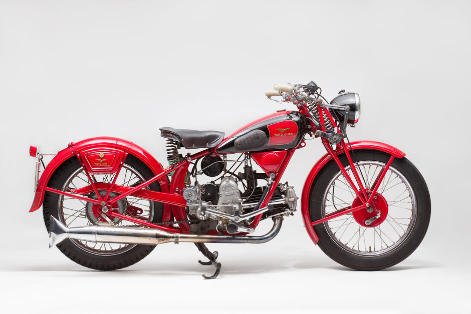 Moto Guzzi V 1934 right side