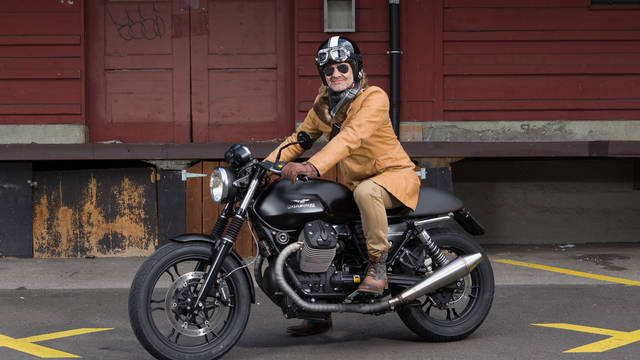 Distinguished Gentlemans Ride 2015 Portraits