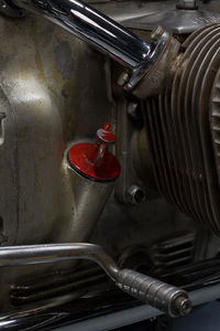 Condor A580 oil plug