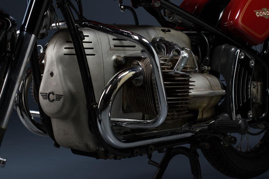 Condor A580 engine