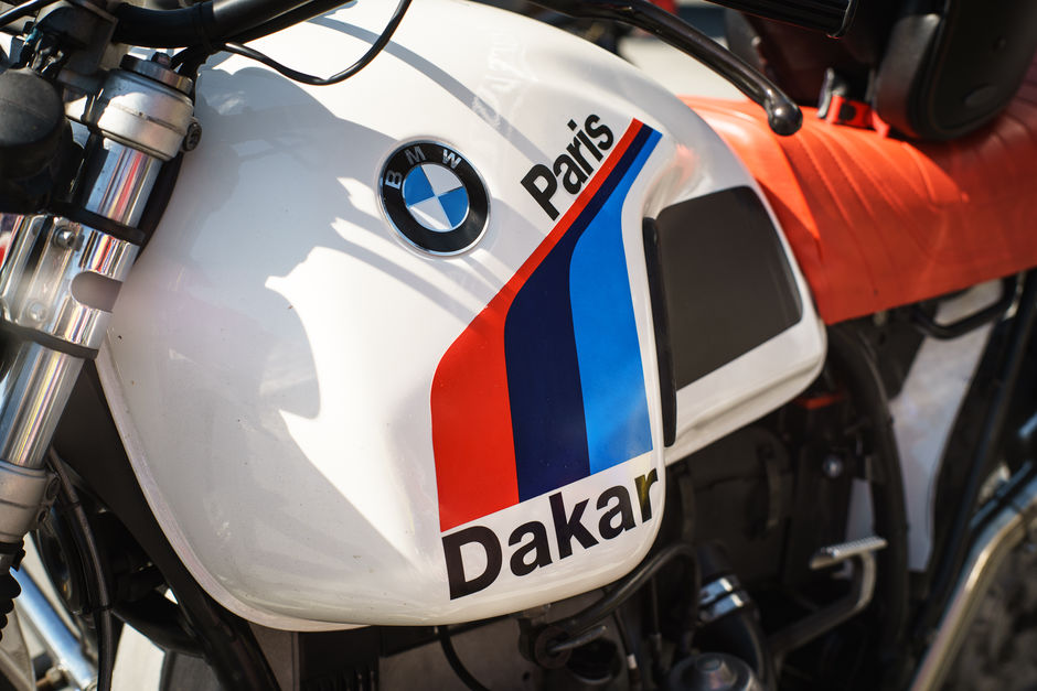 BMW GS Paris-Dakar