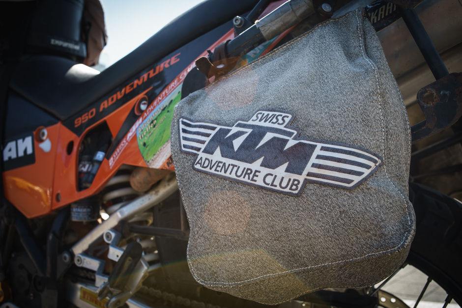 KTM Swiss Adventure Club
