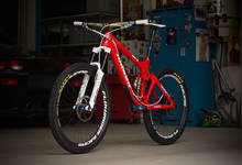 Turner RFX Sea Otter Classic 2016 Showbike by Flowrider Racing