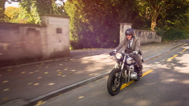 The 2014 Distinguished Gentlemans Ride
